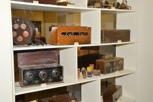 Radios-in-Shenandoah-Museum-Near-KMA