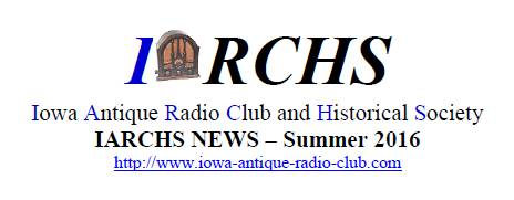 IARCHS-Summer-Newsletter