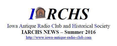 IARCHS-Summer-Newsletter